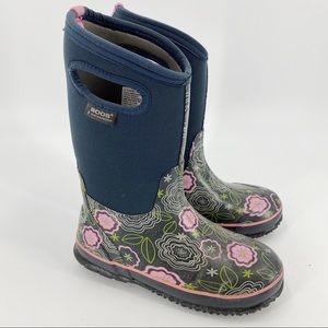 BOGS classic Posey winter and rain boots